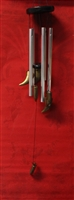 Animal tooth look alike wind chimes Model D001