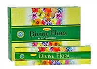 Divine Flora Incense ( 12/Box)