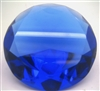 Diamond Paperweight Crystal 100mm - Select Color