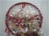 Dream Catcher - 13cm (Dozen, Assorted Colors)