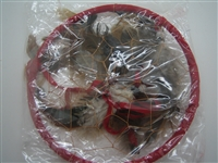 Dream Catcher - 16cm (By Dozen, Assorted Colors)