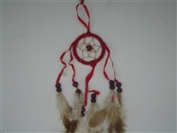 Dream Catcher - 5cm (Dozen, Assorted Colors)
