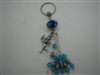 Angel Evil Eye Key Chain - 5''