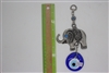 "Evil Eye elephant Pendant/Charm 8"" Model EE0026"