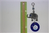 "Evil Eye elephant Pendant/Charm 7"" Model EE0027"