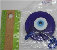 "Evil Eye Pendant/Charm 3.5"" Model EE0039"
