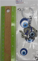 "Evil Eye boar Pendant/Charm 5"" Model EE0053"