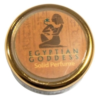 Egyptian Goddess Solid Perfume (4 Grams) - Auric Blends