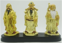 The Three Wise Men Chinese Fauk Luk Sau