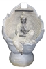 [VERY LARGE]  Kwan Yin Water Fountain