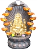 [VERY LARGE] Gold Ganesh 3d Fountain Model-14046