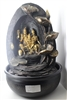 Fountain Ganesh Family - Model 1610
