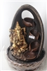 Gold Ganesh cascading fountain Model-7089