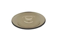 Round Brown Glass Spare Part of Aroma Lamp