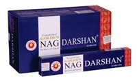 Golden Nag Darshan 15 grams (12/Box)
