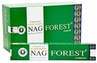 Golden Nag Forest 15 grams (12/Box)
