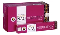 Golden Nag Meditation 15 grams