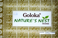 Goloka Nature's Series - Nest - ( 15 Gms. x 12 Boxes )