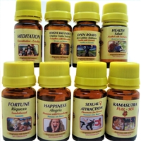 Govinda Premium fragrance oil - 12 bottles per box