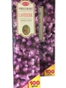 HEM Precious LAVENDER Incense Sticks 100 Grams Bulk Packs (BOX of 6 Packs)
