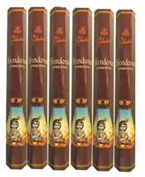 Padmini - Brindavan (Pack of 6 Hex of 20 Sticks Each)