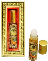 India Temple Incense Oil