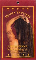 Henna Tattoos Mini Kit