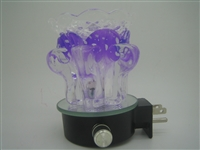 Plug In Assorted Flower Aroma Lamp