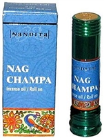 Nandita Body Oil - Nag Champa