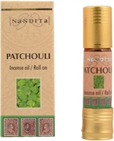 Nandita Body Oil - Patchouli