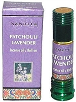 Nandita Body Oil - Patchouli Lavender