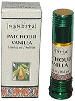 Nandita Body Oil - Patchouli Vanilla