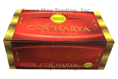 Nandita Acharya Incense Sticks 15 Grams (12/Box)