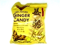 Prince of Peace - 100% Natural Ginger Candy - Wholesale Box (40 packs)