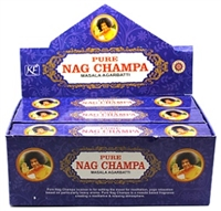 Pure Nag Champa - Masala Incense Sticks