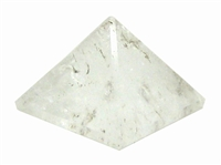 Clear Quartz Pyramid 1""