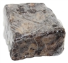 100% Natural African Black Soap 16 oz cut - Premium