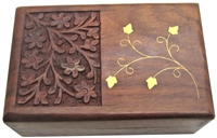 Rosewood Box Flowers