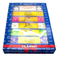 Satya Variety Pack 7 Incense Sticks