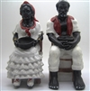 Francisco y Francisca 8'' - (Set of 2)