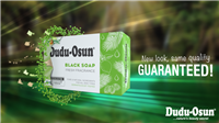 Dudu Osun Black Soap by Tropical Naturals, Imported directly from Nigeria