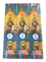 Satya Ratha Chakra Incense Sticks 10 grams (Dozen)