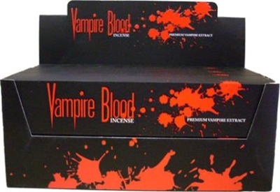 Vampire Blood Incense sticks (15grams) (12/Box)