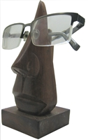 Glasses Holder Wooden Nose
