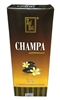 Zed Black - Champa Incense Sticks (Box of 6 packs of 20 sticks)