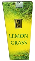 Zed Black - Lemongrass Incense Sticks (Box of 6 packs of 20 sticks)