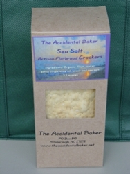 Crackers, Sea Salt, 5.5oz