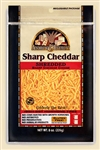 All-Natural Cheddar Shredded Cheese ~ 8oz