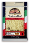 All-Natural Italian Blend Shredded Cheese ~ 8oz