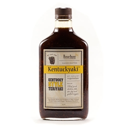 Bourbon Barrel Kentuckyaki (teriyaki) Sauce ~ 375ml